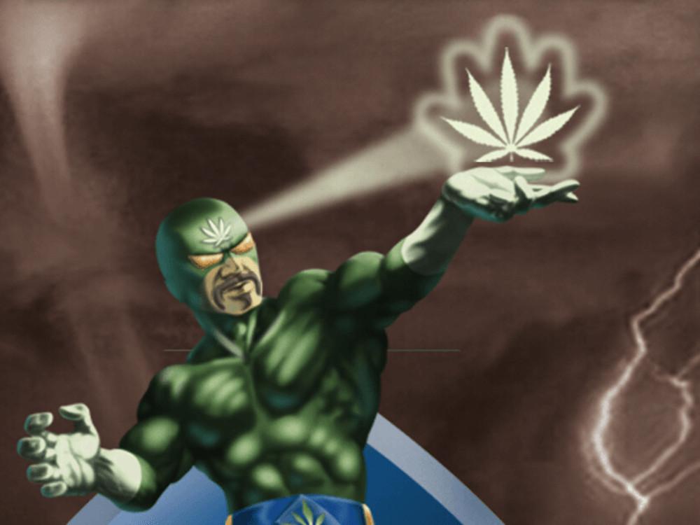 Canada's Captain Cannabis